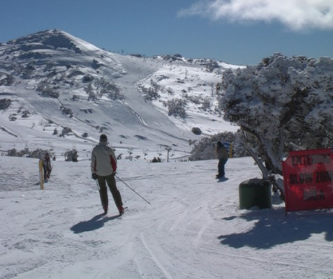 Mount Blue Cow, part of Perisher