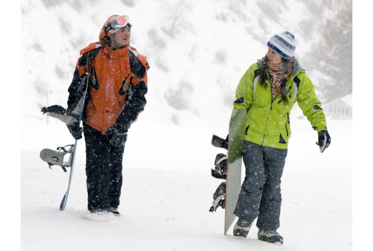 be877fdaeb What to expect when you ski for the first time - Meribel Ski Blog
