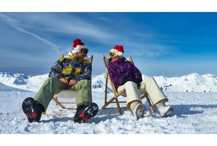 Christmas on the Slopes